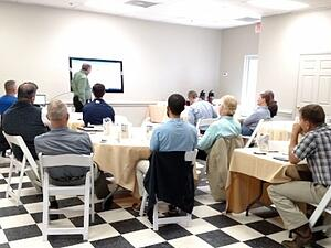 Engineers learn about equipment systems
