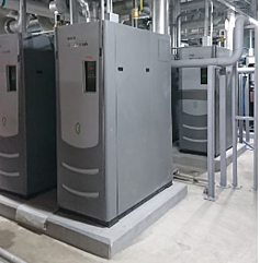 AERCO Benchmark 3000 boilers