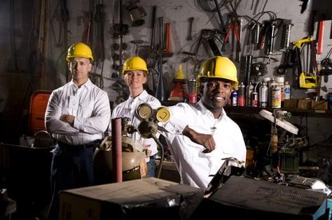 Replace HVAC equipment