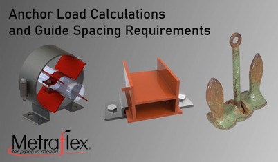 Metrflex Anchor Load Calculations and Guide Spacing Requirements