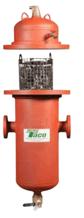 air dirt separator