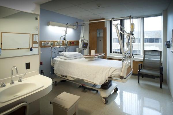 Hospital HVAC systems