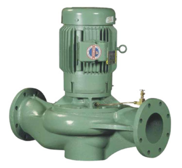 Advantages of Vertical Inline Close-Coupled Pumps