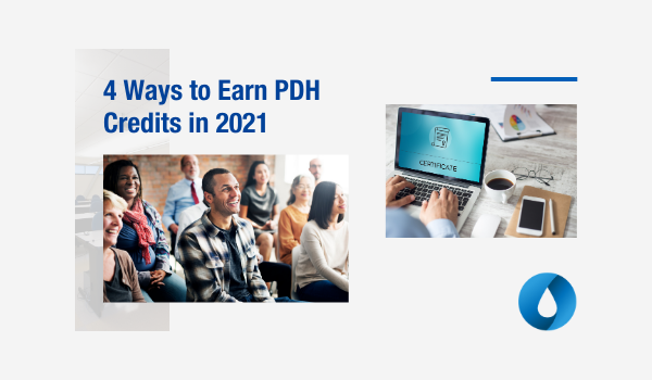 4 Ways to Earn PDH Credits in 2021